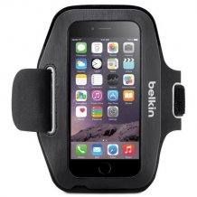 "Belkin iPhone 6 (4.7"") Sport-Fit Armbånd, Sort"