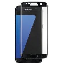 Panserglas til Samsung Galaxy S7 Edge Skærmbeskytter Sort Ramme