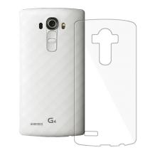 Blødt Cover Til LG G4, Redneck TPU Flexi Gennemsigtig-1
