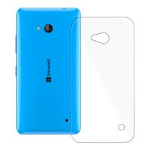 Blødt Cover Til Microsoft Lumia 640, Redneck TPU Flexi Gennemsigtig-1