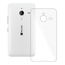 Blødt Cover Til Microsoft Lumia 640 XL, Redneck TPU Flexi Gennemsigtig-1