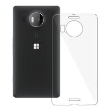 Blødt Cover Til Microsoft Lumia 950/950 XL, Redneck TPU Flexi Gennemsigtig-1