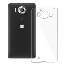 Blødt Cover Til Microsoft Lumia 950, Redneck TPU Flexi Gennemsigtig-1