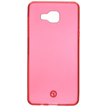 Blødt Cover Til Samsung Galaxy A5 (2016), Redneck TPU Flexi Rød-1