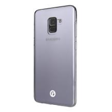 Blødt Cover Til Samsung Galaxy A8 (2018), Redneck TPU Flexi Gennemsigtig-1