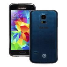 Blødt Cover Til Samsung Galaxy S5 Mini, Redneck TPU Flexi Gennemsigtig-1