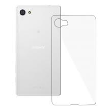 Blødt Cover Til Sony Xperia Z5 Compact, Redneck TPU Flexi Gennemsigtig-1