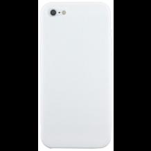 Blødt silikone cover til iPhone 5 / 5S / SE Hvid-1