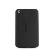 Booklet Cover Samsung Tab 3 8 Magnet Stand-Up Black-1