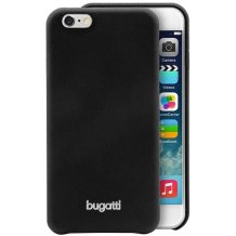 iPhone 6 / 6S ClipOn Cover Bugatti Nice SoftCover Sort