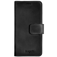 Bugatti Zurigo læder cover til Samsung Galaxy S8+ (Plus) Sort-1
