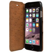 Bugatti Parigi Booklet cover til iPhone 7 brun