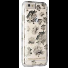 Case-Mate Rebecca Minkoff Blomster cover iPhone 6/6S/7 Transparent/Guld-1