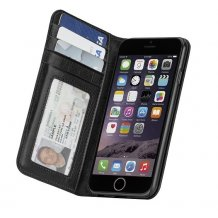 Case-mate Wallet Folio Pung / Flipcover i ægte til iPhone 8 / 7 / 6-1