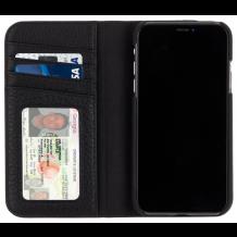 Case-mate Wallet Folio Pung / Flipcover i ægte til iPhone X/XS-1