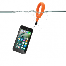 CaseProof Floating Strap for Universal orange-1