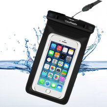CaseProof Waterproof & Floating Universal Bag for Universal clear/black-1