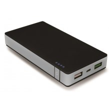 Celly Powerbank 10000mAh Sort