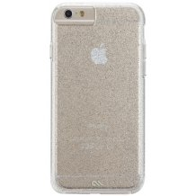 iPhone 6 / 6S Cover Case-mate Sheer Glam Champagne