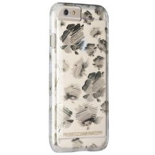 Case-Mate Rebecca Minkoff Blomster cover iPhone 6/6S/7 Transparent/Guld