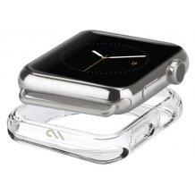 Gennemsigttig Bumper til Apple Watch 38 mm, Case-mate Naked Tough