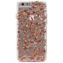 Case-mate Carat Case med 24 karat Rose Gold til iPhone 6 / 6S