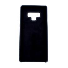 Cyoo - Alcantara Hard Case - Samsung Galaxy Note 9 - Black-1