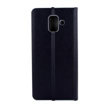 Cyoo - Held Premium - Leatherette Book Cover - Samsung A600F Galaxy A6 (2018) - Black-1