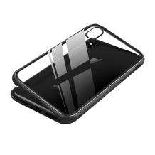 Cyoo - Magnet Case - Apple iPhone XR - black-1
