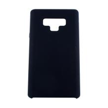 Cyoo - Premium Liquid - Samsung Galaxy Note 9 - Silicon Hard Cover -Black-1