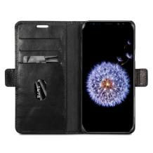 dbramante1928 Copenhagen Læder Flipover Til Samsung Galaxy S9+, Sort-1