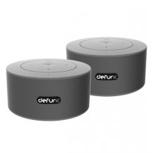 DEFUNC BT SPEAKER DUO (SILVERISH)-1
