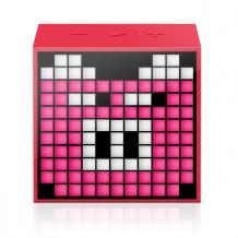 divoom TimeBox mini LED Speaker red-1