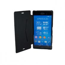 Dolce Vita - Book Case - Sony Xperia Z3 - Black-1