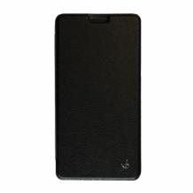 Dolce Vita Cover med Dankortlomme Microsoft Nokia 535 Sort-1