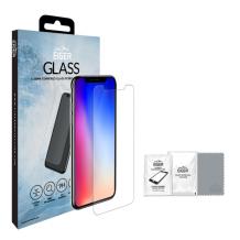 Eiger 2.5D panserglas til Apple iPhone XR - Gennemsigtig-1