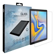 Eiger 2.5D panserglas til Samsung Galaxy Tab A 10.5 - Gennemsigtig-1