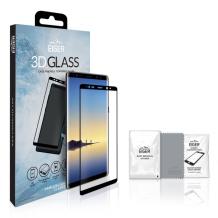Eiger 3D Cover kompatibelt panserglas til Samsung Galaxy Note 8 - Gennemsigtig, Sort-1
