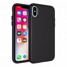 Eiger North Case iPhone XS/X Black-1
