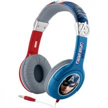 eKids Captain America Civil War Headphone-1