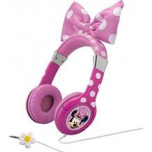eKids Minnie Bow-tique Hovedtelefoner Til Børn - Lydbegrænset-1