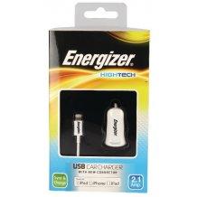 iPhone og iPad 2.1 Amp billader med Lightning stik fra Energizer