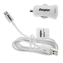 12v Energizer billader til iPad og iPhone