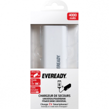 Energizer Eveready Powerbank 4000 mAh White-1