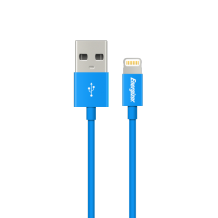 Energizer Lightning cable round 1,2m blue-1