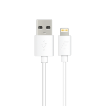 Energizer Lightning cable round 2m white-1