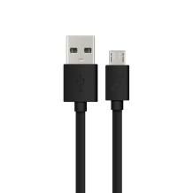 Energizer Micro USB cable flat 1,2m black-1