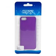 Enjoy Hard Shell for iPhone 5/5s purple-1
