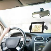 Exelium Car Window/dashboard mount system + Universal tablets holder-1