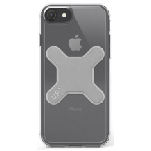 Exelium magnetized case for iPhone 8 - Crystal-1